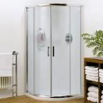 Premier 900mm Quadrant Shower Enclosure Inc Tray and Waste