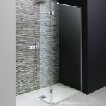 Simpsons Design View 1400mm Easy Access Walk In Shower Enclosure