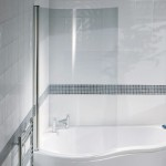 Milano Nuvo Shower Bath Screen