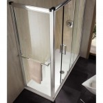 Twyford Hydr8 Side Panel 900mm