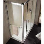 Twyford Hydr8 Side Panel 760mm