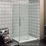 Simpsons Ten Single Sliding Shower Door 1200mm
