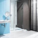 Simpsons Classic Hinged Shower Door 1100mm