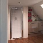 Aqualux 900mm AQUA 4 Pivot Shower Door