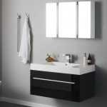 Hudson Reed Midnight 900mm Basin and Cabinet