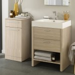 Hudson Reed Dunbar Light Oak Furniture Pack